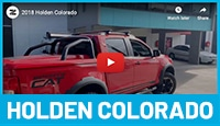 Holden Colorado Tuning