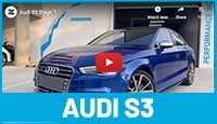 AUDI S3 Performance Tuning