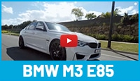 BMW M3 E85 Performance Tuning