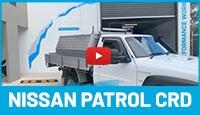 Nissan Patrol CRD Tuning